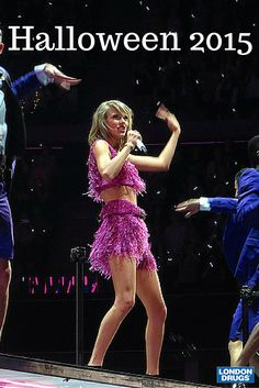 The trendiest Halloween costumes of 2015 - Taylor Swift (+ her squad) costume, anyone? #halloweencostume #taylorswiftcostume #squadcostume #halloween2015 #trendycostume #costumeideas #ontrendcostumes #costumehowto