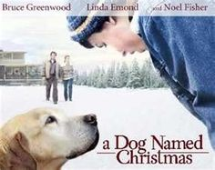 Hallmark's A Dog Named Christmas. (2009)   I can watch this over and over.