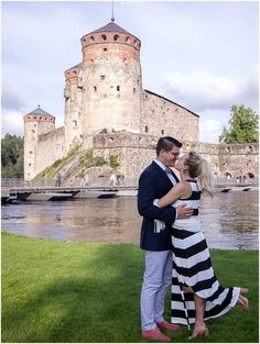 Savonlinna Opera Festival in Finland is the most romantic way to see an opera- inside of a real castle! www.NewlyfledsBlog.com