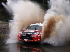 Citroen DS3 WRC rally auta