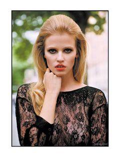 Lara Stone - Fashion Model - Profile on New York Magazine