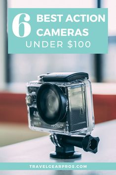 Looking for cheap action cameras? Here are affordable GoPro alternatives, all wi… Looking for cheap action cameras? Here are affordable Camera Hacks, Camera Gear, Camera Case, Film Camera, Best Underwater Camera, Underwater Video, Photography Camera, Sport Photography, Underwater Photography