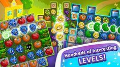 App Shopper: Funny Farm match-3 (Games)