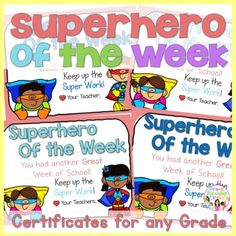 If you are teaching virtually like me or teaching in the classroom you might like to email or send these home to your students. I think it is a great way to motivate students and reward them for a great week of school. You may want to choose to pick one child a week or send them all at once. It... Heritage Month, Great Week, Student Motivation, Your Teacher, First Girl, Pick One, Teacher Newsletter, Classroom Management, Certificate