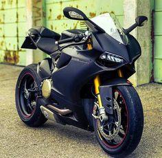 We Love Motorcycles — Ducati 1199 Panigale
