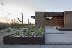 Image 19 of 19 from gallery of Rammed Earth Modern / Kendle Design. Photograph by Winquist Photography