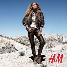 Nowości H&M na zimową pogodę :)