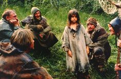 still from the film Trollsyn/Second Sight (1994)