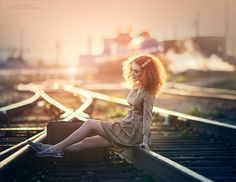 When a photograpgh speaks - i like this experession by Margarita Kareva