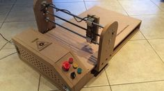 An Arduino-Powered Laser Engraver That You Can Build