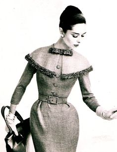 Fifties Fashion | Uploaded to Pinterest