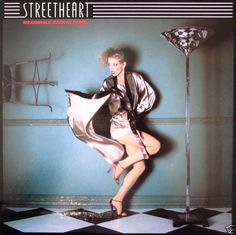 Streetheart - Meanwhile Back In Paris... CANADA 1978 Lp mint--