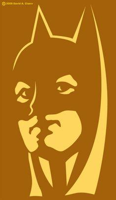batman pumpkin carving templates free - how to draw batman logo step clip art string art