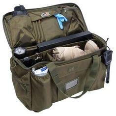 Patrol Ready Bag, Black