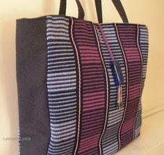 Пыль зайчики под моим Loom: Вес Плетение Плетение или Ripsmatta