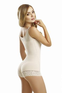 5a4e059637b2d ​ Fajas Colombianas Reductoras y Moldeadoras High Compression Garments  After Liposuction Bodysuit 0310 Beige Large    Check out the image by  visiting the ...