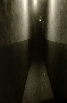 I have a fear of hallways that you cant see the end of, but I love exploring them