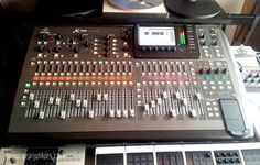 Behringer X32 review. Is it the game changer that Behringer claims it to be?