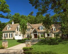 front garage  Traditional Exterior Design, Pictures, Remodel, Decor and Ideas - page 21