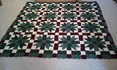 Ravelry: Krzywmn's Patchwork King-Size Afghan