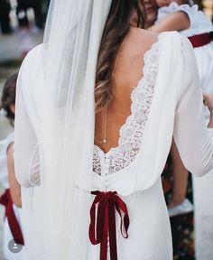 Wedding Beauty, Boho Wedding, Wedding Gowns, Dream Wedding, Day Dresses, Bridal Dresses, Yes To The Dress, Wedding Wishes, Dream Dress