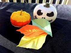 Origam Fall Leafs