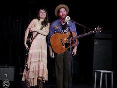 Amber Rubarth and Joe Purdy