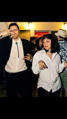 Pulp Fiction Costume