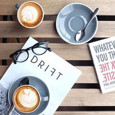 Coffee at @flowcoffee