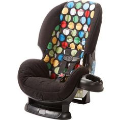 Cosco - Scenera Convertible Car Seat Broadway Dots