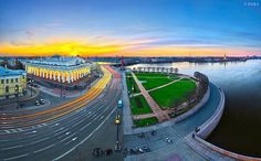 Санкт-Петербург, Исторические путеществия - Васильевский остров, любимое...