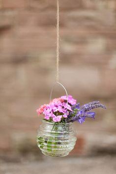 A Fishtail Plait and Pretty Flowers