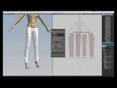 ▶ Convert Tris to Quads In Maya and Preserve UVs for Marvelous Designer 2 - - YouTube