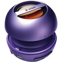 X-mini Kai 2 Bluetooth Speaker (purple)