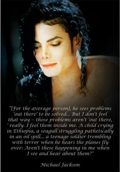 Im not a fan of MJ but this is an accurate description of what happens inside my heart. Oh the life of an empath.