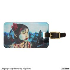 Get ready to holiday in style while keeping an eye on your belongings with Travel luggage tags from Zazzle.