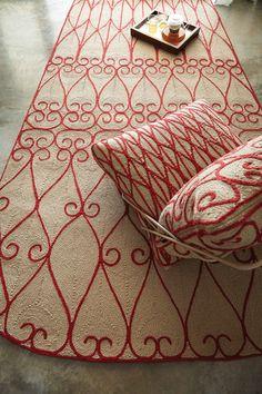 Upholstered wool easy chair VALENTINA SPACE | Easy chair - GAN By @gandiablasco