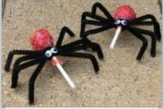 Cute spiders