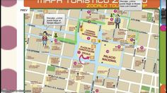 direcciones mapa Giving Directions in Spanish