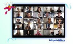 Bridge CEO Pablo Santaeufemia started our team meeting this week reflecting the fact that during the first year, Bridge was just 4 employees. This week alone, we've been joined by 9 new team members and are now a team of 30! 🚀 We couldn't help feeling the joy of imagining future possibilities and, at the same time, reflect on the roller-coaster journey that building a business is. You see we understand the struggles of entrepreneurship, and that's why we're building our team to democratize… Meet The Team, A Team, Building A Business, Roller Coaster, Business Planning, Dream Big, Entrepreneurship, Reflection, Bridge