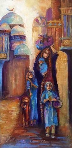 Layla Nawras - IRAQ. ليلى نورس - العراق