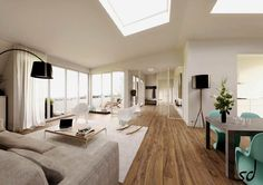 Ideas for Beautiful Living Room Designs