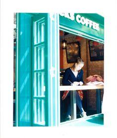 Orie ichihashi Starbucks Sounds Good, Starbucks, Photographers, Wonderland, Broadway Shows, Landscape, Landscape Paintings, Scenery