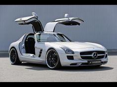 Mercedes Benz AMG Sport Car