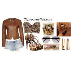 #outfit #lookdeldia  #Fahion #Moda  #Animalprint