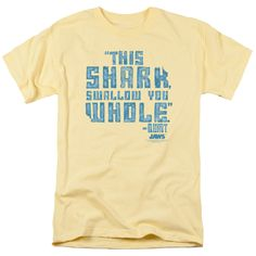Jaws: Swallow You Whole T-Shirt