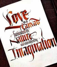 Sunday Love thoughts #sachinspiration #calligraphy #calligraphymasters #thedailytype #goodtype #instadaily #handlettering