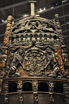 All sizes | The Vasa warship, via Flickr.