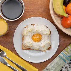Cloud Eggs by Tasty