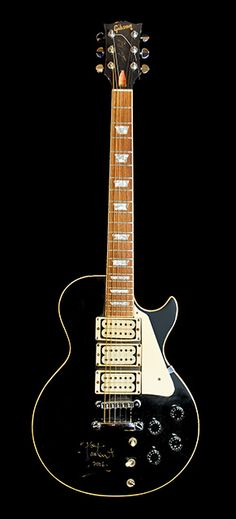 Pete Townshend's Les Paul Custom